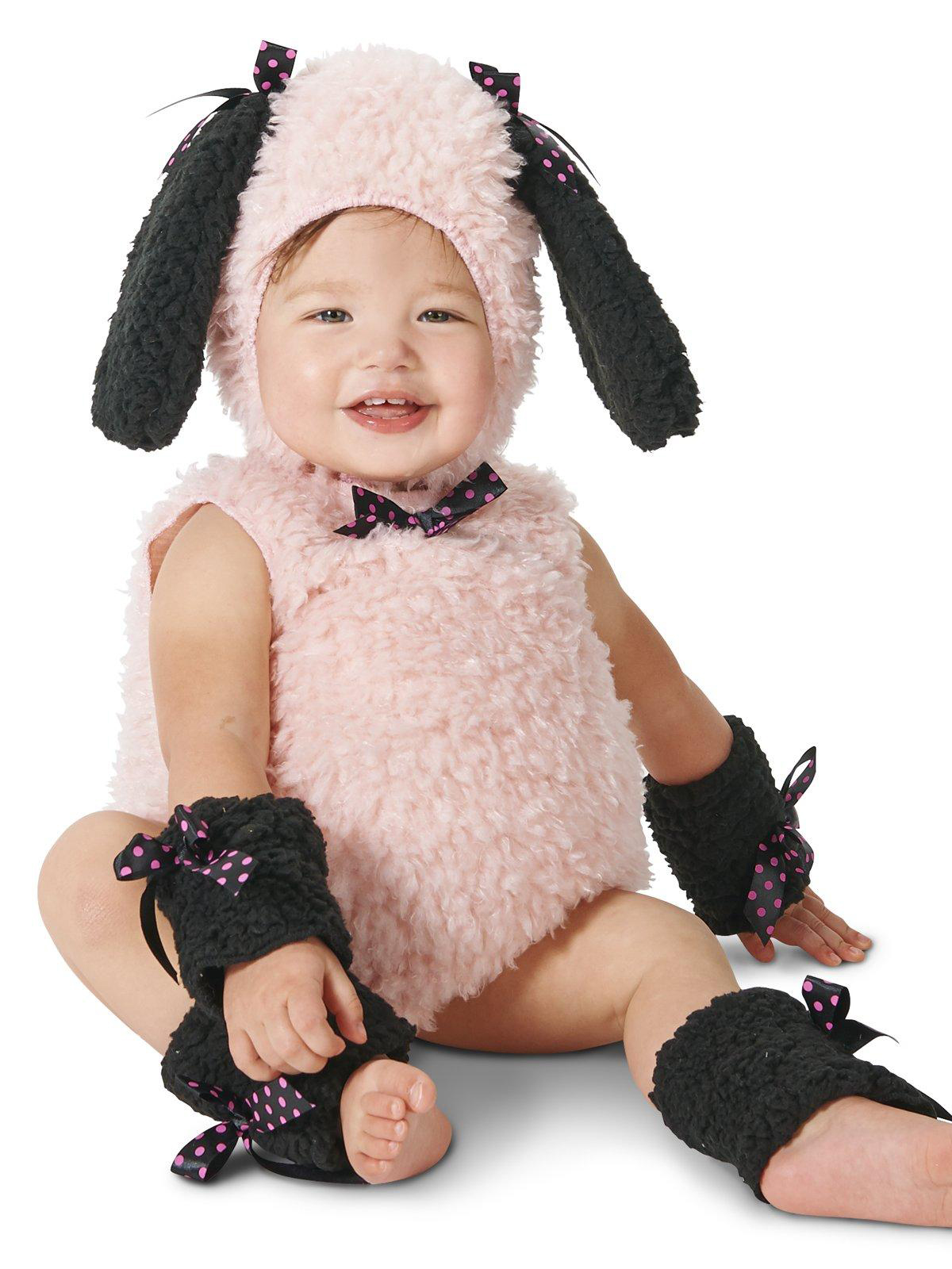 Chic Puppy Toddler Costume