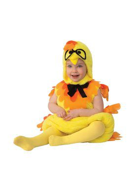 Chick, Chick, Chicky Costume for Kids