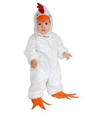 Kid's Yellow Chick Costume