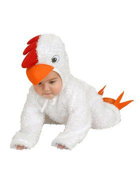 Infant's Little Chick Costume