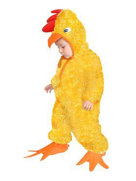 Newborn's Little Chick Costume