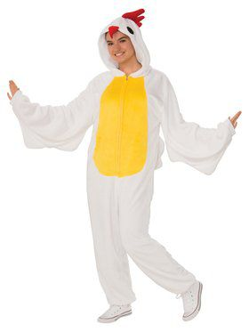 Chicken Comfy Wear Adult Costume