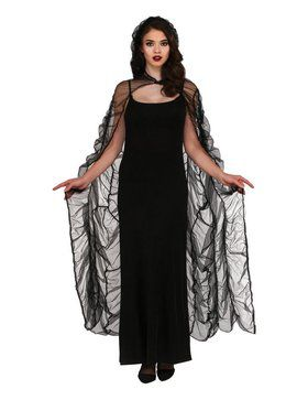 Chiffon Cape Adult Costume