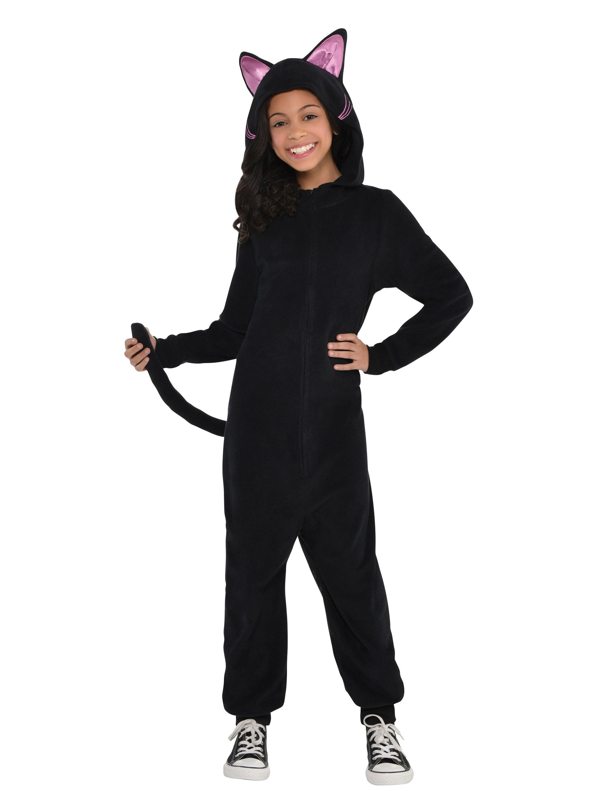 black cat onesie costume for toddlers - girls costumes for 2018