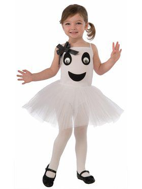 Boo-Tiful Child Ballerina Costume