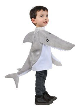 Chompers Chompin' Shark Child Jacket