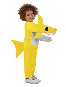 Chompin' Baby Shark Costume w/ Sound Chip for Child
