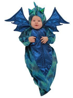 Danny the Dragon Child Costume