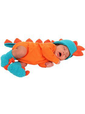 Dash the Dragon Child Costume