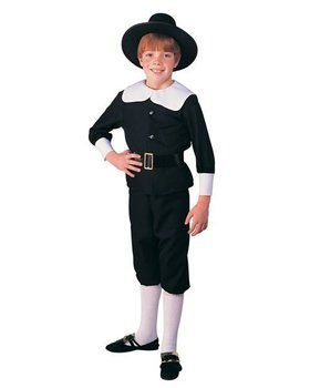 Child Deluxe Colonial / Pilgrim (boy)