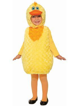 Dipsy the Duck Child Costume