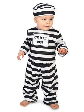 Doin Time Infant Classic Child Costume