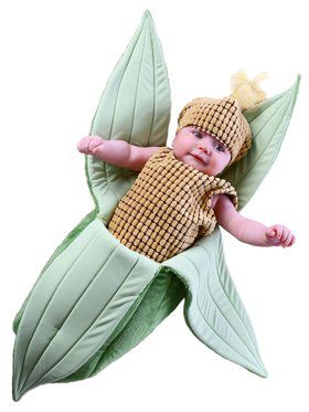 Ear of Corn Child Costume