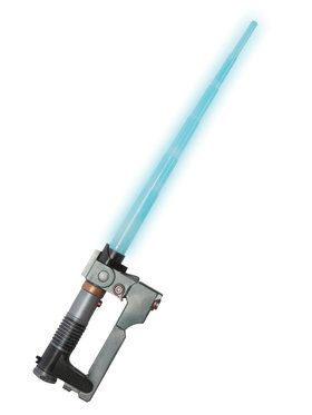 Child Ezra Star Wars Rebels Lightsaber
