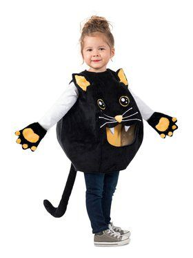 Feed Me Kitty Child Costume