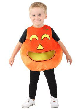 Feed Me Pumpkin Child Costume