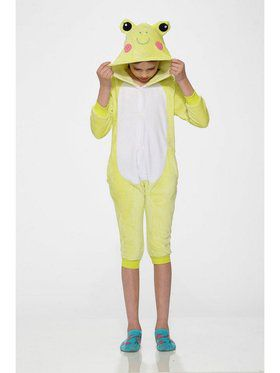 Frog Jumpsuit Costume for Kids