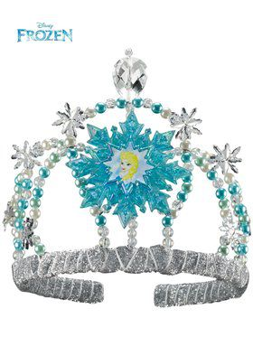 Child Frozen Elsa Tiara