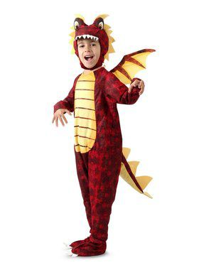 Kid's Fuego the Dragon Costume
