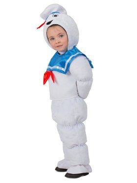 Child Ghostbusters Stay Puft Costume