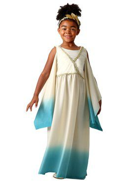 Kid's Elegant Goddess Costume
