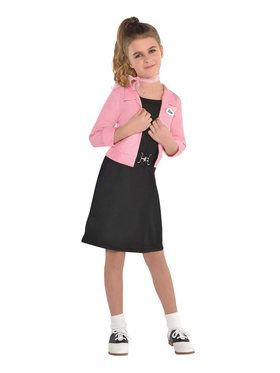 Grease Is The Word Child Costume