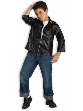 Childrens 50's Rock Star Jacket