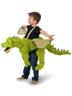 Dragon Ride Child Costume