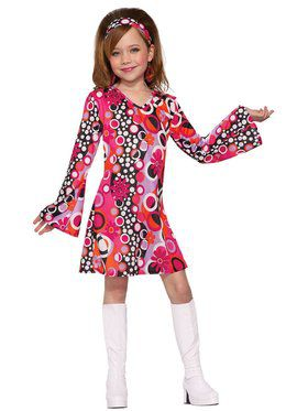Groovy Costume for Girls