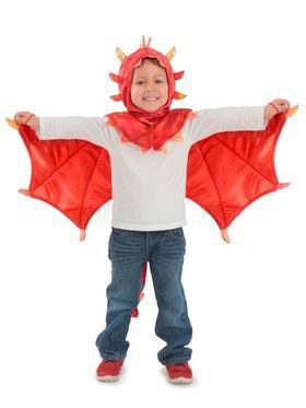 Liam the Dragon Boy's Costume