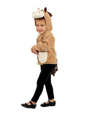 Horse Jacket Child's Costume
