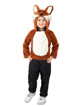 Jose the Fox Child Costume