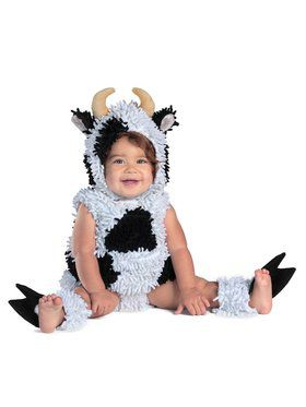 Kelly the Cow Child Costume