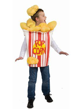 Child Kid Kernel Costume