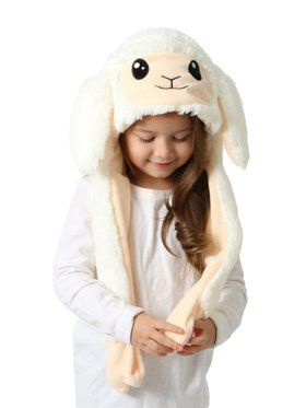 Child Lamb Hat