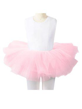 Light Pink Glitter Child Tutu