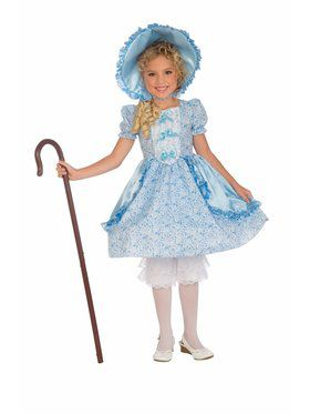 Child Li'l Bo Peep Costume