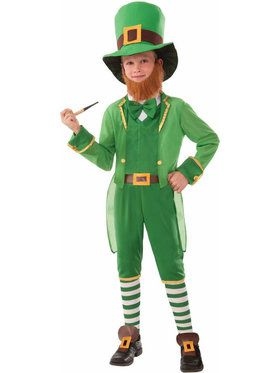 Child Lil Leprechaun Costumes