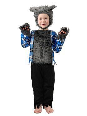 Little Werewolf Costume for Children