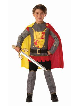 Childrens Noble Knight Costume