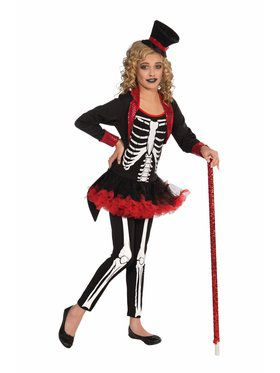 Miss Bone Jangles Child Costume