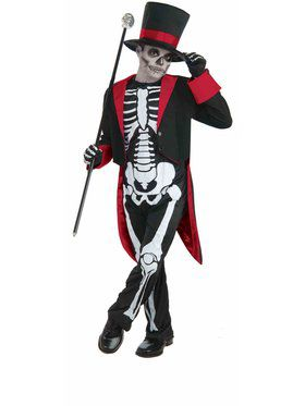 Child Mr. Bone Jangles Costume