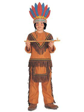 Child's Native American Costume