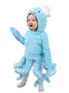 Octopus Child Costume