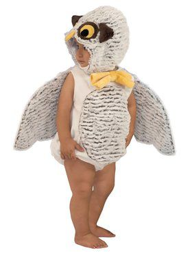 Oliver the Owl Child Costume