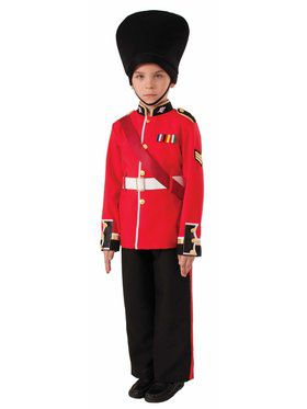 Palace Guard Child Costume