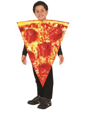 Pizza Costume For Children