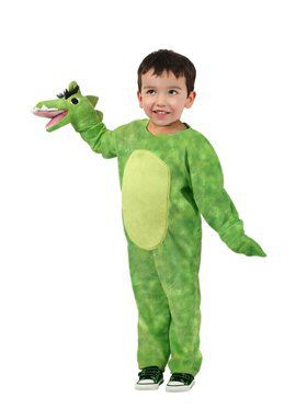 Puppet Pals Dino Child Costume