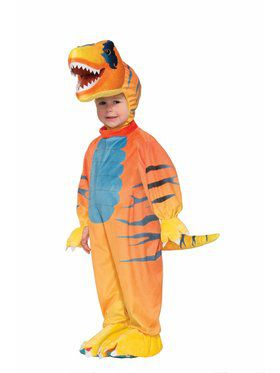 Rascally Raptor Child Costume