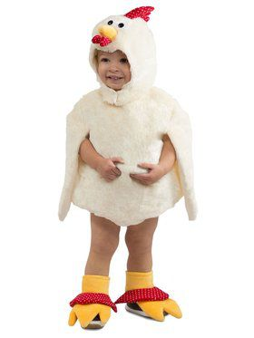 Reese the Rooster Child Costume